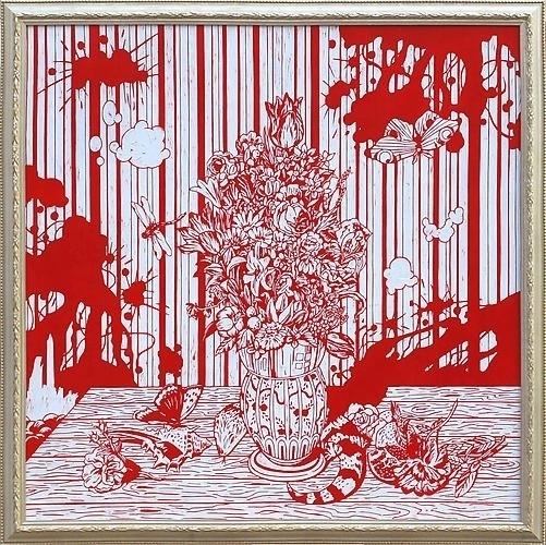 , 'Still 2,' 2009, Mark Moore Fine Art