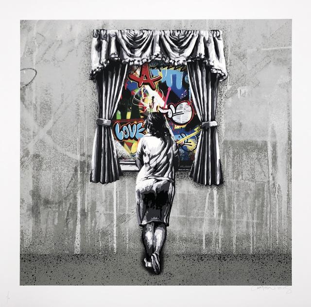 , 'Girl at the Window (HPM),' 2018, NextStreet Gallery
