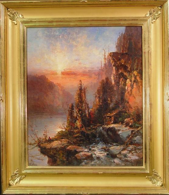 Andrew Melrose, 'Mountain Retreat', Eisele Gallery of Fine Art