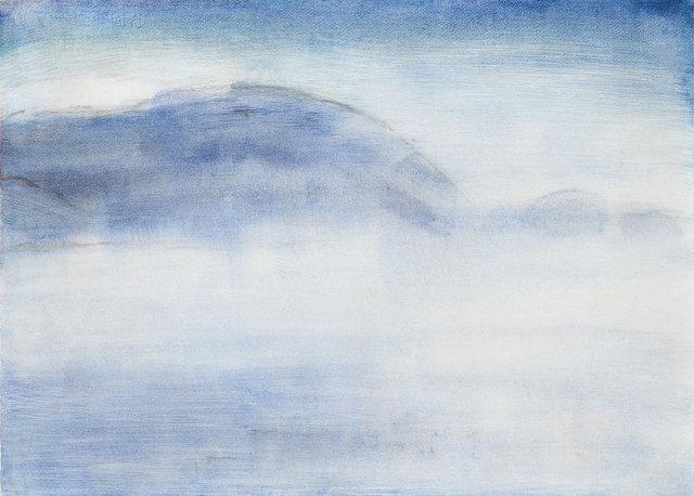 , 'Weißer Nebel überm See,' ca. 1933, Ludorff