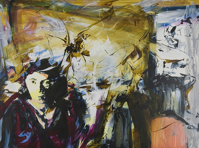 , 'If Not For You (Joan Mitchell),' 2018, Forum Gallery