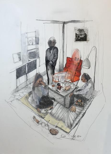 , 'Show II,' 2017, Galeria Contrast