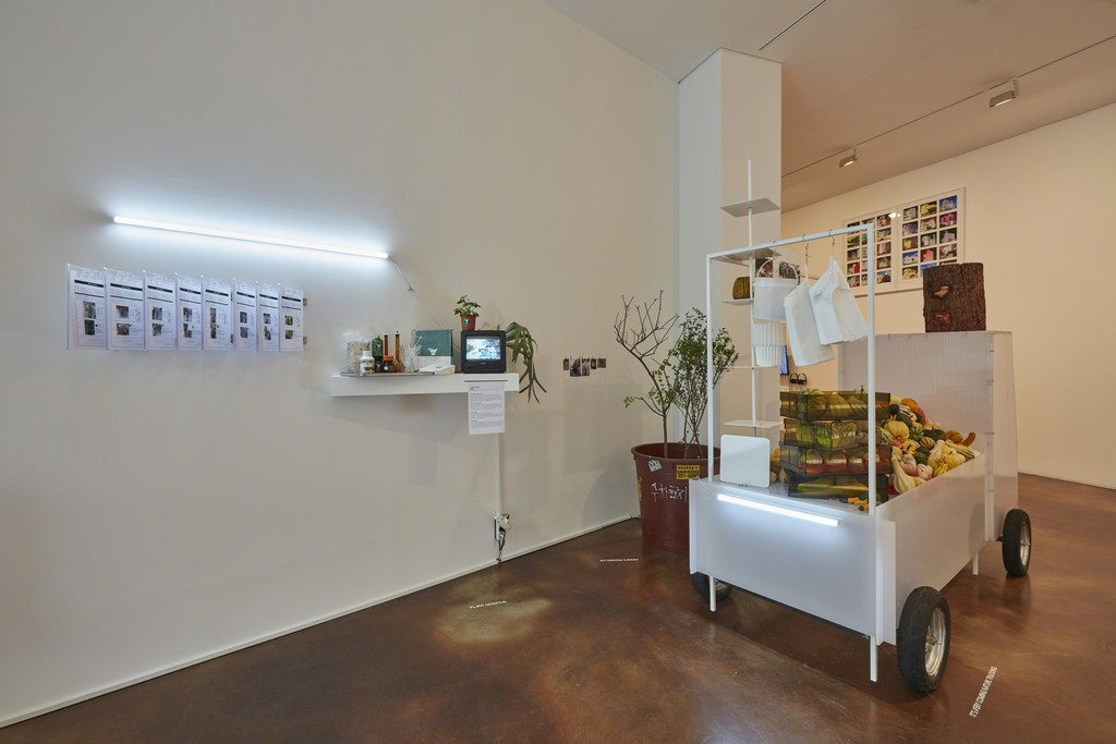 """""""wellknown unknown"""" installation view, K2 Photo: Keith Park Image provided by Kukje Gallery"""