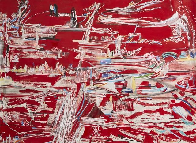 , 'Inner Journey 9,' 2017, Octavia Art Gallery