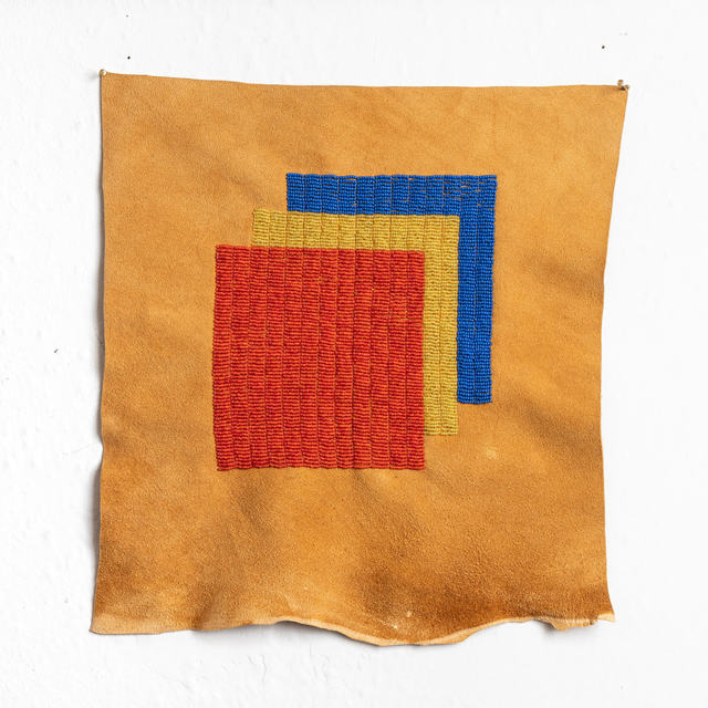 Glen Hanson, 'Red Yellow Blue Squares', 2019, inde/jacobs