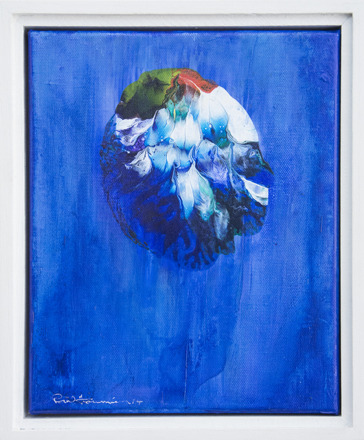 , 'Blue World Image,' 2014, Oeno Gallery