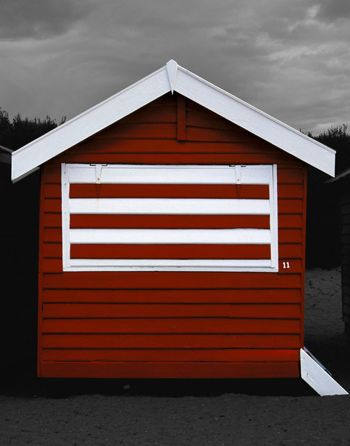 Judy Gelles, 'Beach Box No. 11', 2003, De Soto Gallery