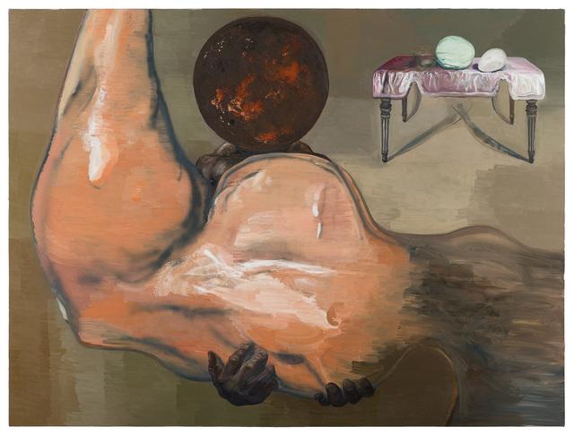 , 'Hey Muse! ,' 2017, Edouard Malingue Gallery
