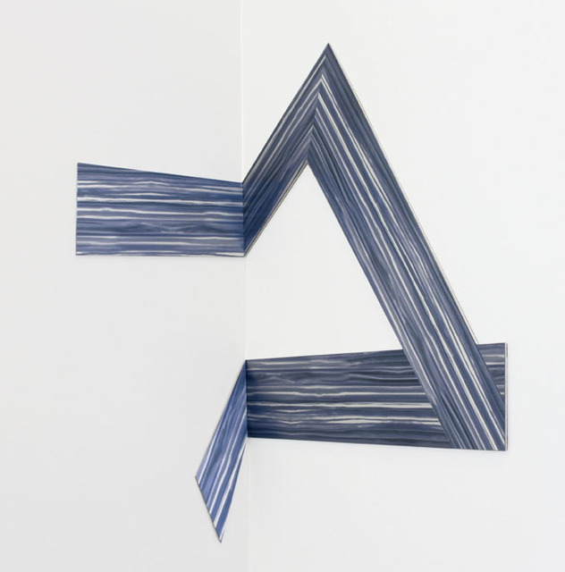 Richard Artschwager, 'Corner Splat II', 2009, Schellmann Art