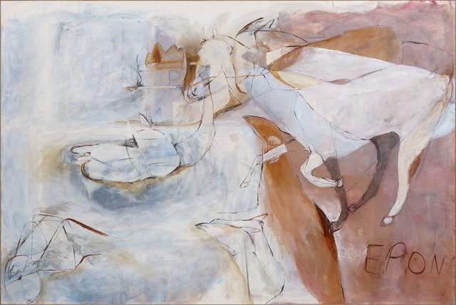 , 'Epona,' 2018, REDSEA Gallery