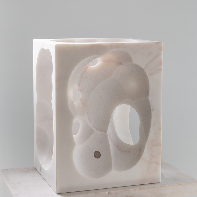 , 'Breakthrough Cube No.3,' 2017, Candida Stevens Gallery