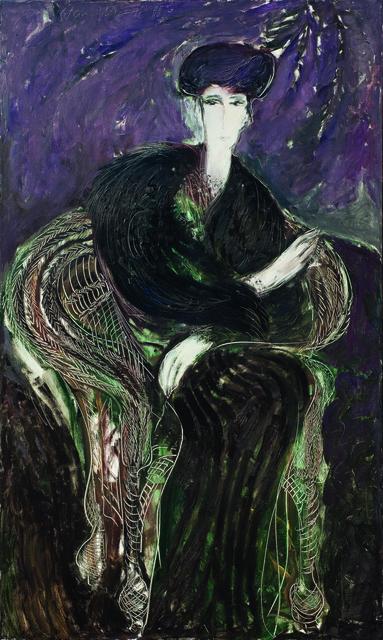 , 'Hella,' 1987, Museum of Modern Art Dubrovnik