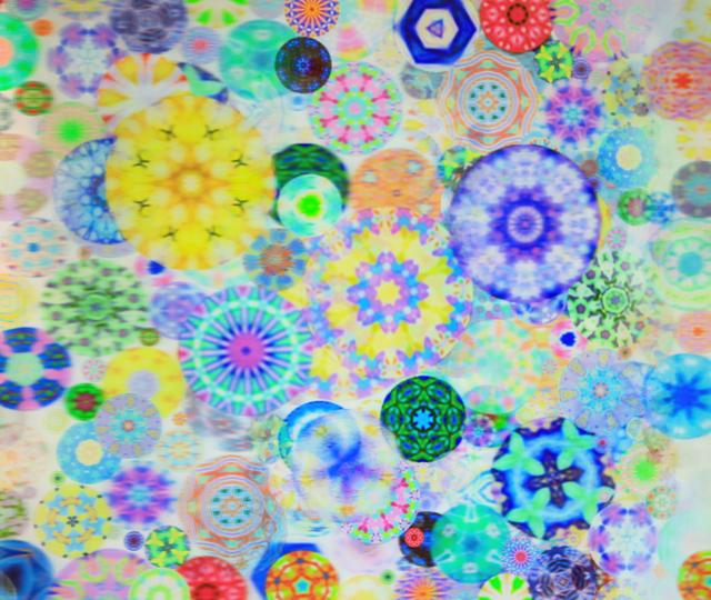 , 'Kaleidoscope,' , Donghwa Ode Gallery