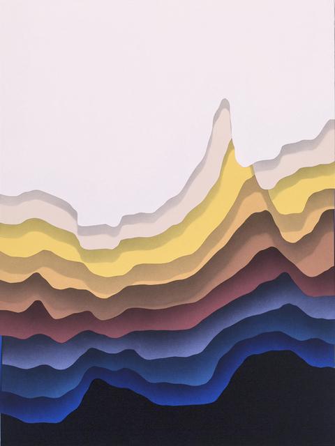 , 'Split 1,' 2015, Hashimoto Contemporary