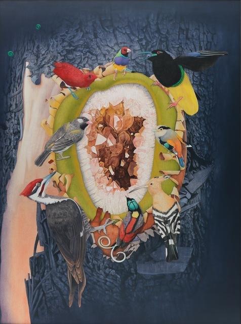 , 'Mutual Core,' 2014, Joshua Liner Gallery