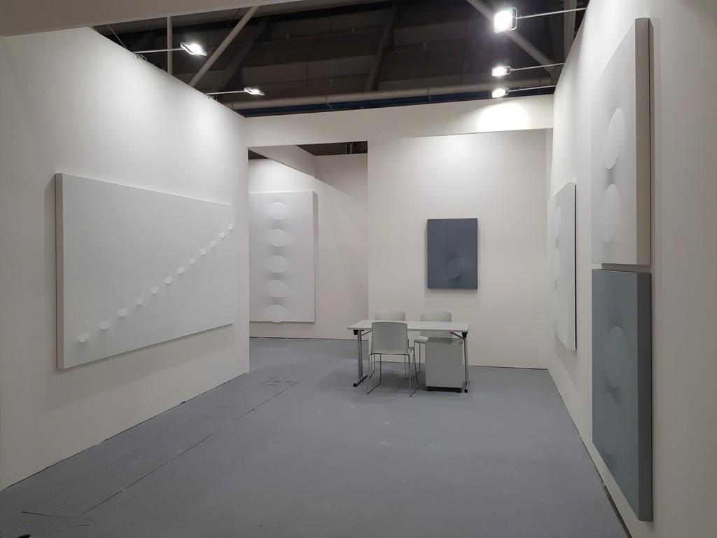 Turi Simeti Solo show @ Artefiera 2018