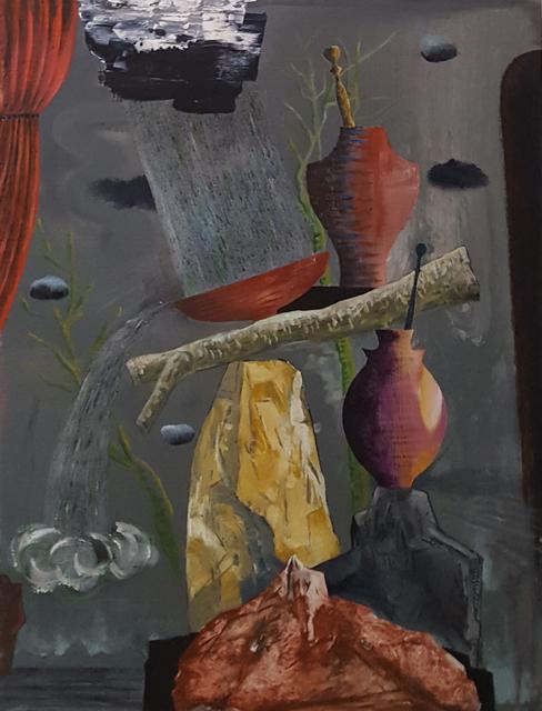 Pierre Picot, 'Untitled (5-11-17)', 2017, Craig Krull Gallery
