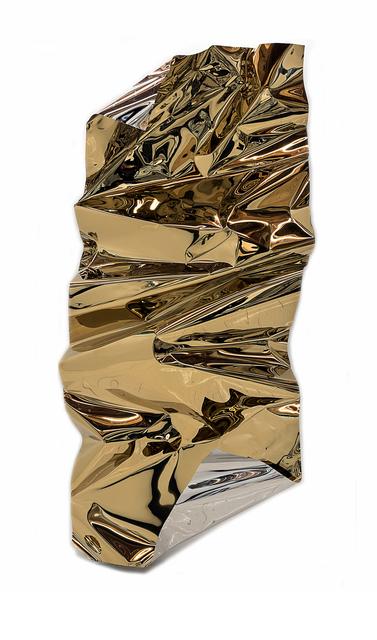 Aldo Chaparro, 'Mx Gold & Silver', 2018, Galerie Isa