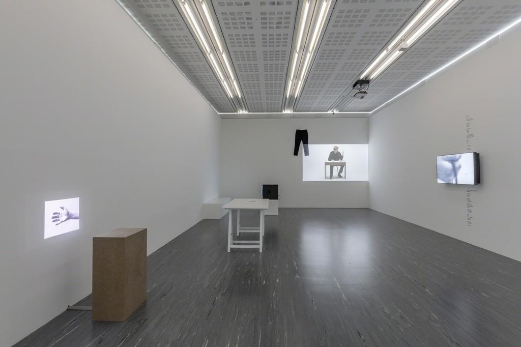 Exhibition View The Grasping, 21er Raum, Photo: © Belvedere, Vienna