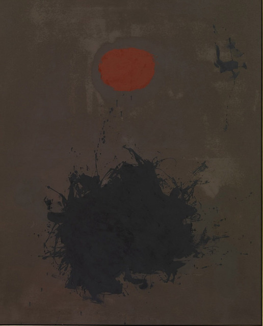 """, '""""ANTIPODES"""" (Opposite Ends),' 1959, Gagosian"""