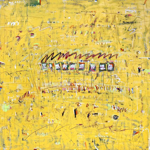 Jungwoo Hong, 'Landscape my body remembered 2019-4', 2019, ART MORA