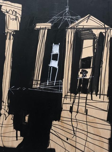 Dennis Campay, 'White Chair', 2019, Shain Gallery