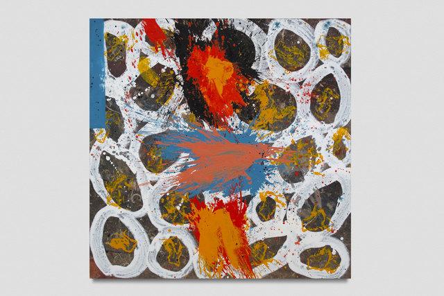 , 'Círculos blancos,' 2018, Baert Gallery