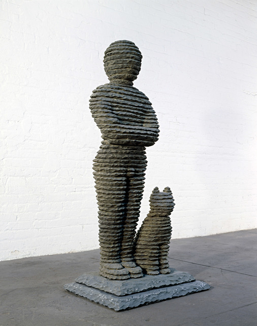 , 'Baraq with Cat ,' 2007, Connaught Brown