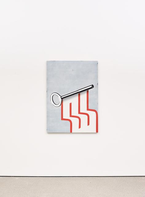 , 'Picklock,' 2017, Galerie Greta Meert