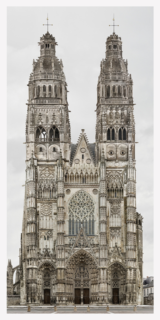 , 'Tours, Cathédrale Saint-Gatien,' 2013-2015, Axel Vervoordt Gallery