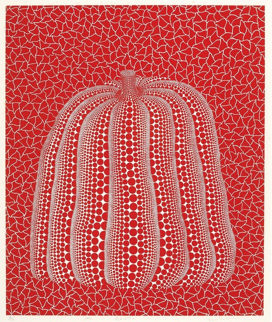 , 'Red Pumpkin,' 1992, Dynasty Gallery
