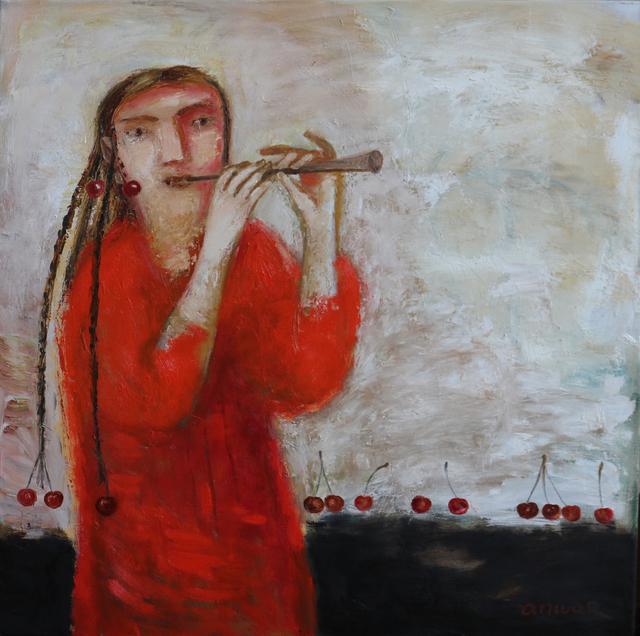 , 'Melody of Cherries,' 2016, Galerie Lilja Zakirova