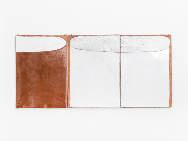 , 'Three Large Tiles,' 2018, Patrick Parrish Gallery