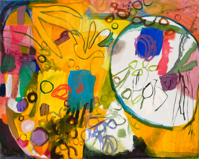 , 'An Ode to Flowers,' 2017, Hollis Taggart Galleries
