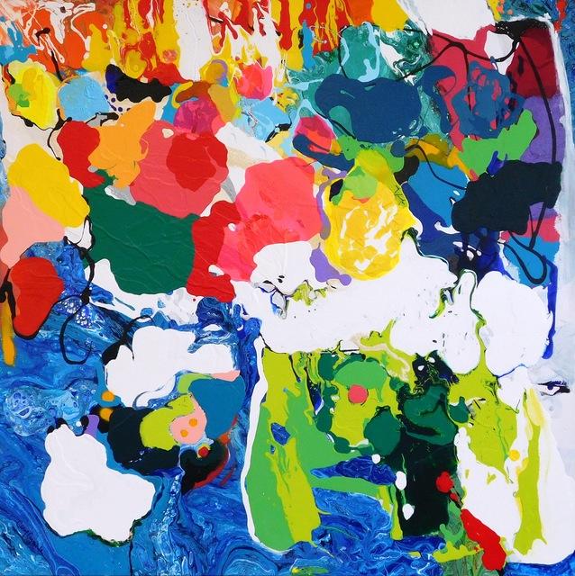 , 'Euphoria,' 2017, Agora Gallery