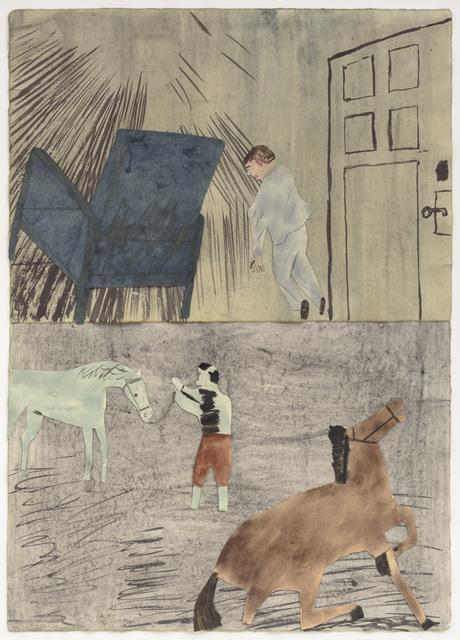 , 'Distress,' 2016, Zeno X Gallery