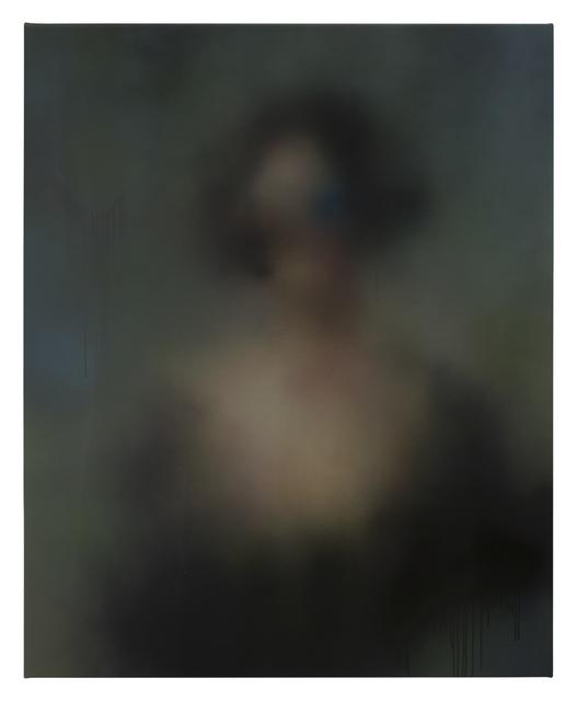 , 'Lady 1,' 2017, Lazinc