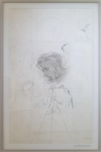 , 'Spring (Renewal) II,' 2017, Galerija VARTAI
