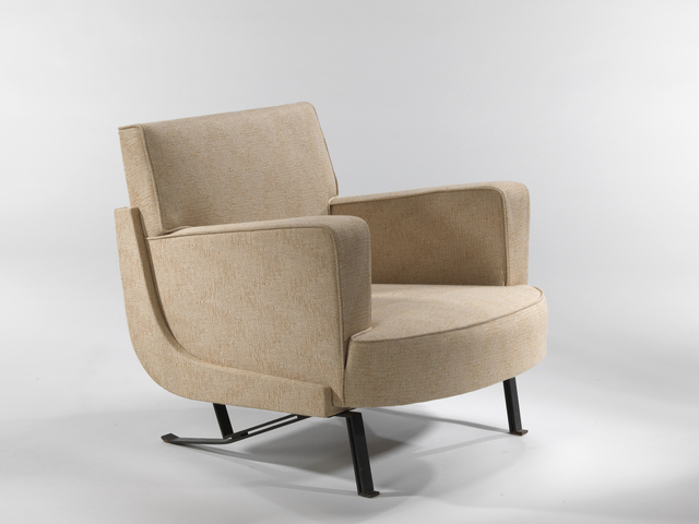 , 'Sleigh Chair with Rounded Finish,' 1961, Demisch Danant
