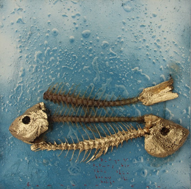 , 'Universe - Fish / Evren - Balık,' 2016, Anna Laudel