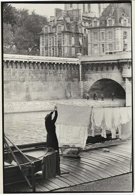 Henri Cartier-Bresson, 'Pont Neuf, Paris', 1960s/1965c, Contemporary Works/Vintage Works