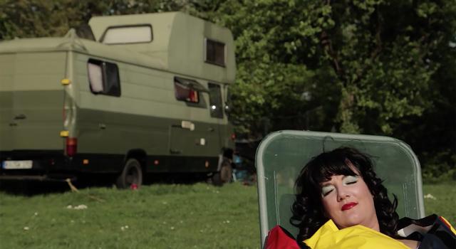 Pauline Curnier Jardin, 'Teetorum', 2017, Video/Film/Animation, Single channel film, sound, 3', Ellen de Bruijne Projects