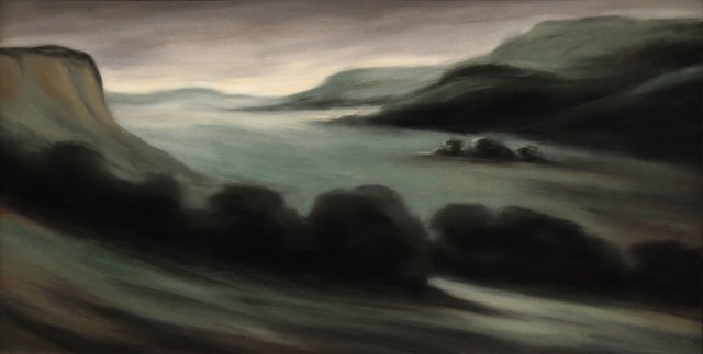 , 'Untitled Landscape,' 1996, William Baczek Fine Arts