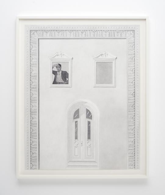 , 'Exterior (Figure 1),' 2016, Mary Mary