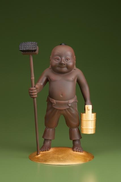 , 'Kobosuna-doji / こぼすな童子,' 2014, Y's Gallery