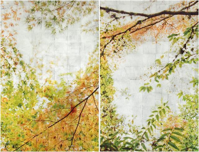 Susan Goldsmith, 'Autumn Sampling I (Diptych)', 2019, Gallery Henoch