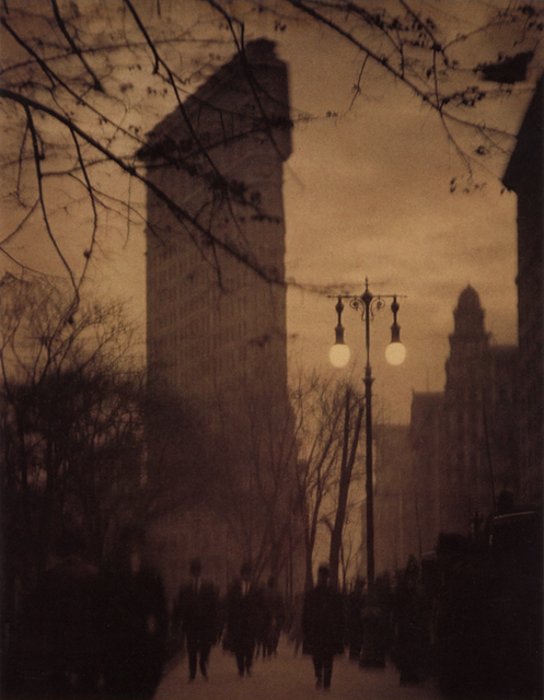 , 'The flat Iron Building, New York,' 1911, °CLAIR Galerie