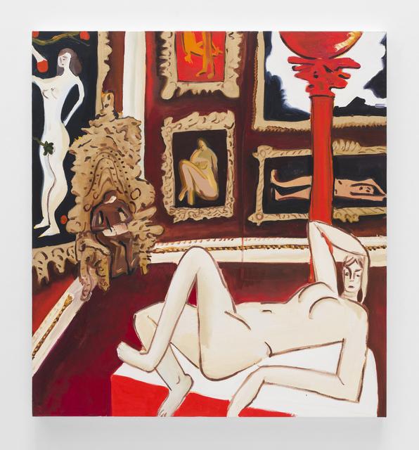 , 'Norton Simon 2,' 2017, Johannes Vogt Gallery