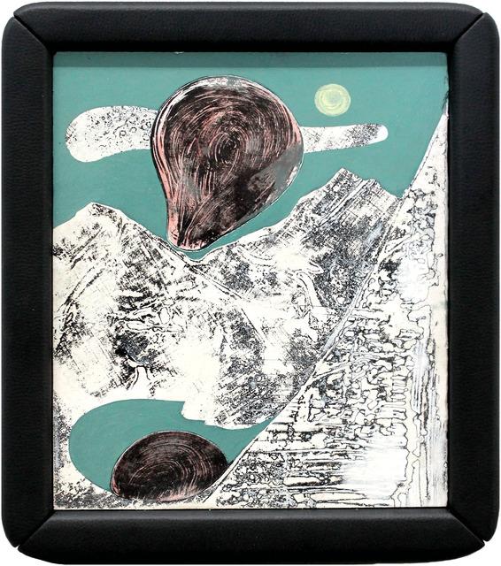 , 'untitled (alpenpanorama III),' 2016, galerie burster