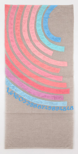 , 'Canone Aureo 848,' 2013, Casey Kaplan